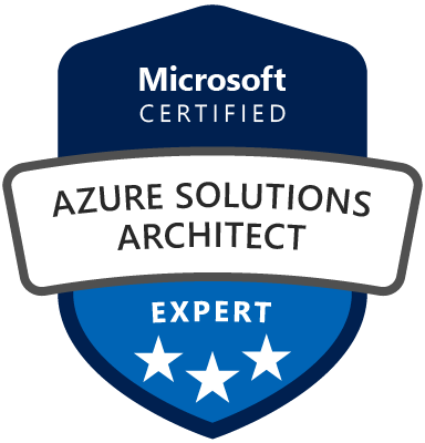 MCE: Microsoft Azure Solutions Architect Boot Camp